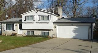 Single Family for sale in 706 GERTRUDE ROAD, Waterford, MI, 48328