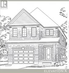 Single Family for sale in LOT 43 PONDCLIFFE Drive, Kitchener, Ontario