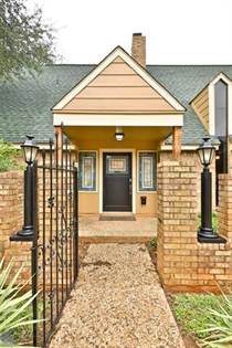 Residential Property for sale in 110 Green Meadows Circle, Abilene, TX, 79605