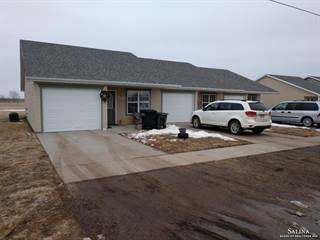 Multi-family Home for sale in 720 724 North Parker Street, Bennington, KS, 67422