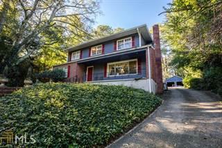 Single Family for sale in 922 Lullwater Rd, Atlanta, GA, 30307