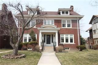 Single Family for sale in 888 CHICAGO Boulevard, Detroit, MI, 48202