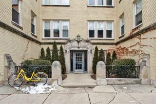Condo for sale in 2606 W. Glenlake Avenue 1, Chicago, IL, 60659