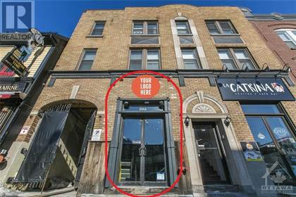 Business for sale in 105 CLARENCE STREET UNIT A, Ottawa, Ontario, K1N5P9