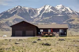 Single Family for sale in 62 Mule Deer Road, Livingston, MT, 59065