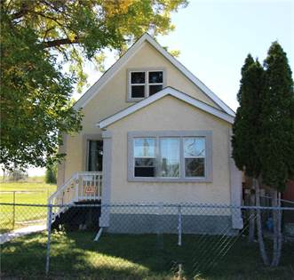 Single Family for sale in 1220 Selkirk Avenue, Winnipeg, Manitoba, R2X0C7