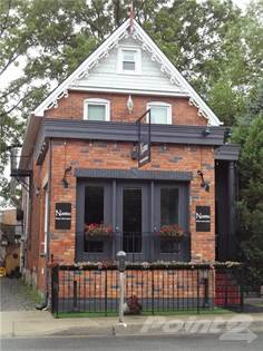 Commercial for sale in 186 King Street W, Dundas, Ontario, L9H 1V4