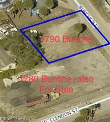 Land for sale in 1790 Bunche Street, Melbourne, FL, 32935