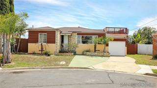 Single Family for sale in 5415 Faulconer Street, San Diego, CA, 92105