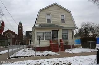 Single Family for sale in 5882 BELVIDERE Street N, Detroit, MI, 48213