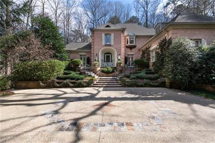 Residential Property for sale in 4645 Harris Trail, Sandy Springs, GA, 30327