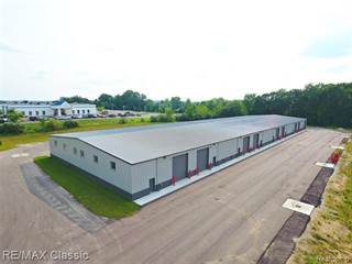 Comm/Ind for sale in 1400 Enterprise Drive 3, Highland, MI, 48357