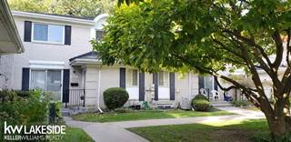 Townhouse for sale in 8681 Winchester, Sterling Heights, MI, 48313