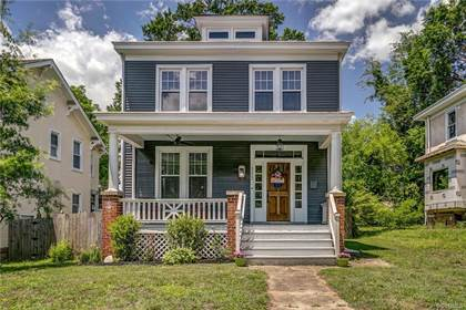 Residential Property for sale in 3222  Hanes Ave, Richmond, VA, 23222