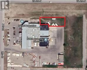 Land for rent in North 2525 36 Street N, Lethbridge, Alberta, T1H5L1