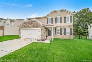 Single Family for sale in 402 RIDGEWOOD Drive S, Brandon Township, MI, 48462