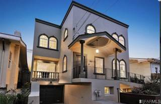 Single Family for sale in 486 45th Avenue, San Francisco, CA, 94121
