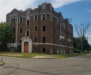 Multi-family Home for sale in 3204 GLADSTONE Street, Detroit, MI, 48206
