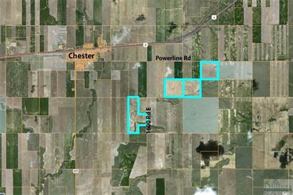 Farm And Agriculture for sale in 00a Powerline ROAD, Chester, MT, 59522