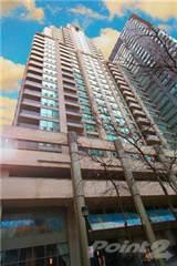Condo for rent in 750 Bay St., Toronto, Ontario