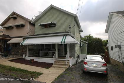 Residential Property for sale in 123 S Everett Ave, Scranton, PA, 18504