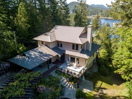 Residential Property for sale in 12689 Sunshine Coast Hwy 101, Pender Harbour, British Columbia