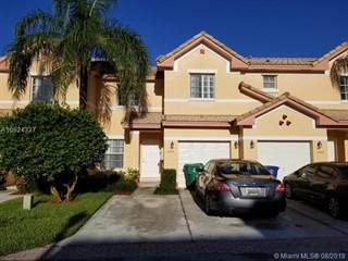 Townhouse for sale in 2212 SW 87th Ter, Miramar, FL, 33025