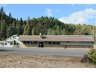 Comm/Ind for sale in No address available, Oakridge, OR, 97463
