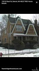 Multi-family Home for sale in 15518 STEEL Street, Detroit, MI, 48227