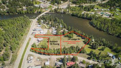 Lots And Land for sale in 14 Young Road, Clearwater, British Columbia, V0E 1N2