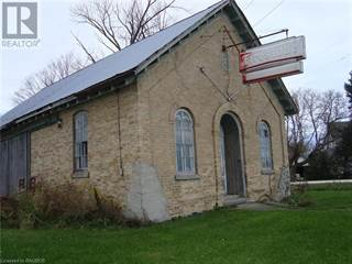 Retail Property for sale in 1694 SIDEROAD 10, Kincardine, Ontario
