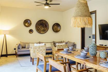 Residential Property for rent in Brand new furnished and equipped, private pool and jacuzzi 4 bedroom house!, Tulum, Quintana Roo