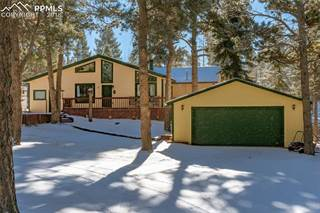 Single Family for sale in 255 Sunnywood Lane, Woodland Park, CO, 80863
