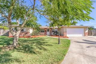 Single Family for sale in 475 Poinciana Court, Satellite Beach, FL, 32937