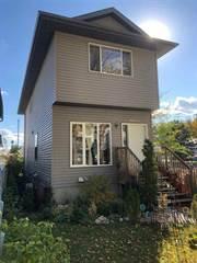 Single Family for sale in 11321 108 AV NW, Edmonton, Alberta, T5H1B5