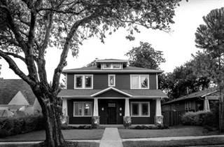 Single Family for sale in 6021 Llano Avenue, Dallas, TX, 75206