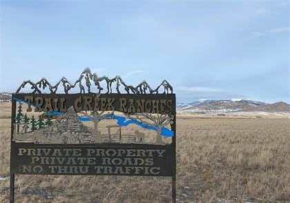 Lots And Land for sale in Lot 10a Trail Creek Ranches, Ennis, MT, 59729
