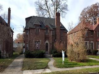 Single Family for sale in 19379 WARRINGTON Drive, Detroit, MI, 48221