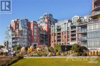 Condo for sale in 21 Dallas Rd, Victoria, British Columbia