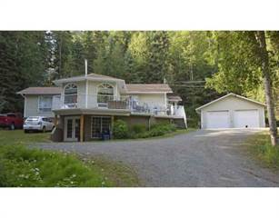 Single Family for sale in 4182 NORTHWOOD PULPMILL ROAD, Prince George, British Columbia, V2K5R8