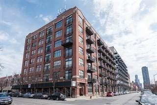 Condo for sale in 1250 West VAN BUREN Street 413, Chicago, IL, 60607