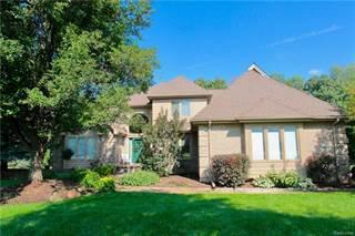 Single Family for sale in 8264 CARIBOU LAKE Lane, Springfield Township, MI, 48346