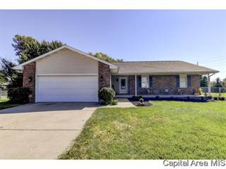 Single Family for sale in 6516 CHRISTINE CT, Springfield, IL, 62712