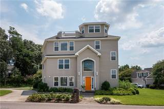 Single Family for sale in 425 Croatan Road, Virginia Beach, VA, 23451