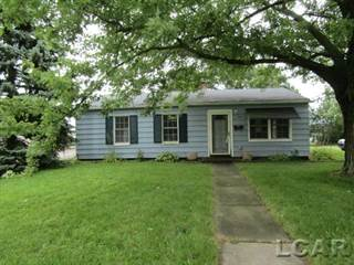 Single Family for sale in 1167 JULY DR, Adrian, MI, 49221