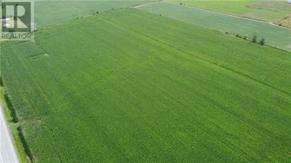 Agriculture for sale in N/A COUNTY ROAD 14 ROAD, Ste Anne de Prescott, Ontario, K0B1M0
