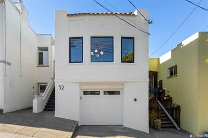 Residential for sale in 32 Edinburgh Street, San Francisco, CA, 94112
