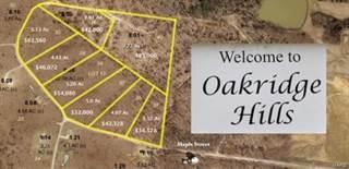 Land for sale in 34 Ridge Top Drive, Farmington, MO, 63640