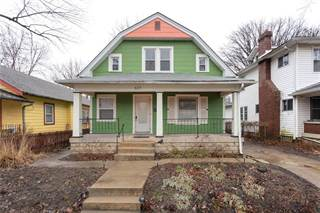 Single Family for sale in 617 North Drexel Avenue, Indianapolis, IN, 46201