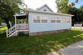 Single Family for sale in 445 N MAIN, Perry, MI, 48872
